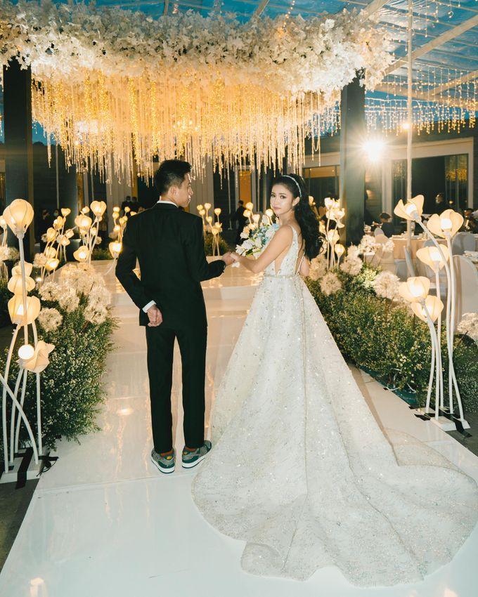 Jojo & Emi Wedding Decoration by Valentine Wedding Decoration - 027