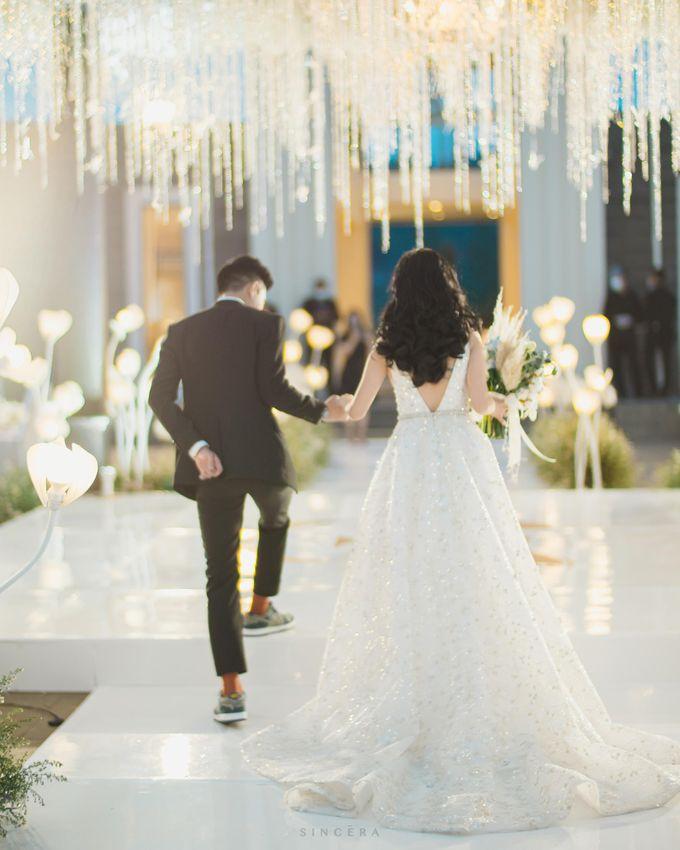 Jojo & Emi Wedding Decoration by Valentine Wedding Decoration - 029