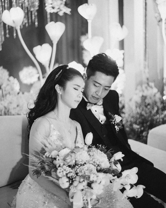Jojo & Emi Wedding Decoration by Valentine Wedding Decoration - 040