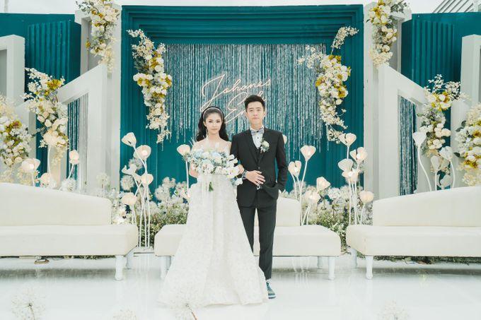 Jojo & Emi Wedding Decoration by Valentine Wedding Decoration - 044