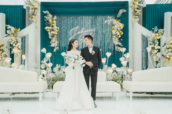 Jojo & Emi Wedding Decoration by Valentine Wedding Decoration - 045