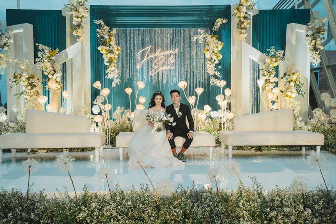 Jojo & Emi Wedding Decoration by Valentine Wedding Decoration - 046