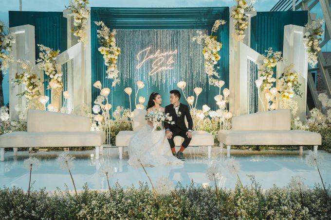 Jojo & Emi Wedding Decoration by Valentine Wedding Decoration - 047