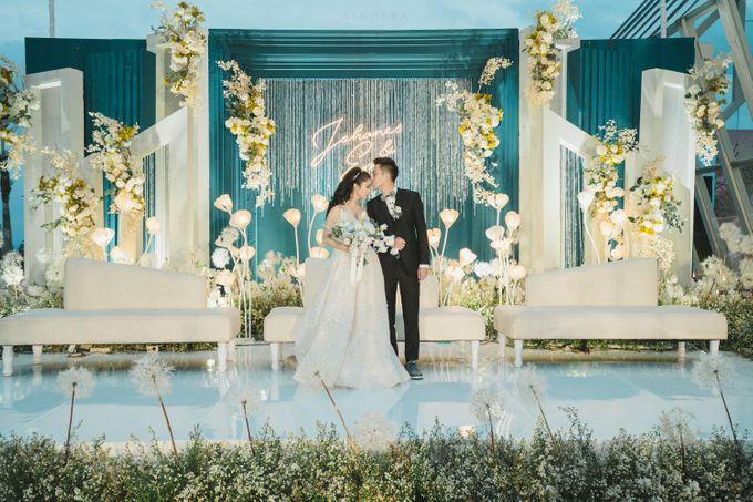 Jojo & Emi Wedding Decoration by Valentine Wedding Decoration - 049