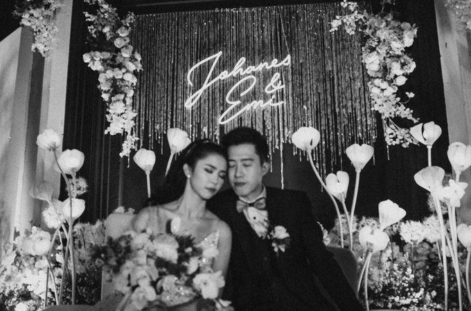 Jojo & Emi Wedding Decoration by Valentine Wedding Decoration - 002