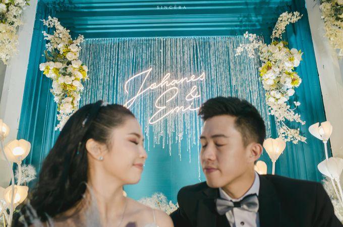 Jojo & Emi Wedding Decoration by Valentine Wedding Decoration - 003