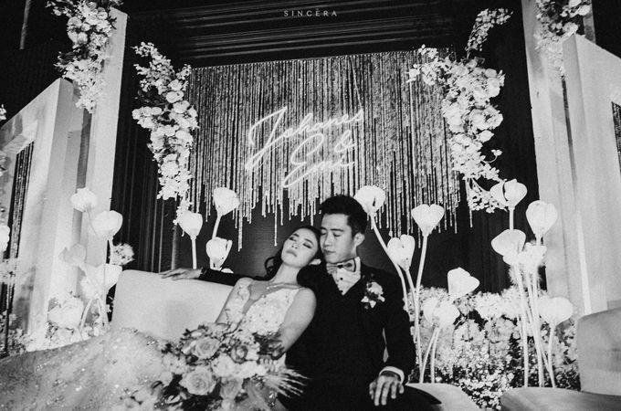 Jojo & Emi Wedding Decoration by Valentine Wedding Decoration - 006