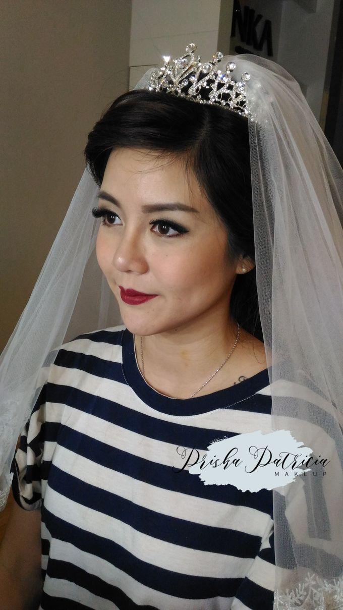 BRIDE MAKEUP - DELICE by Priska Patricia Makeup - 001