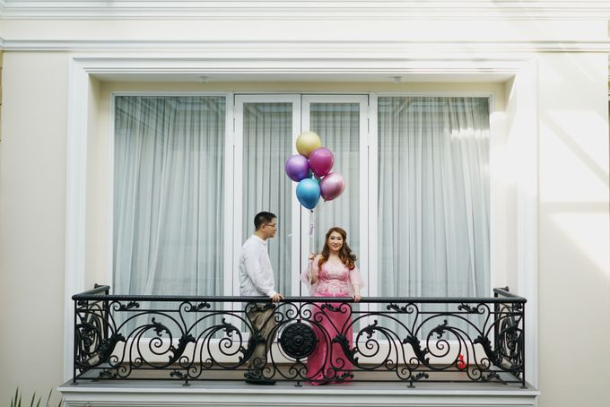 Andry & Yessi Prewedding by csmakeuparts - 006