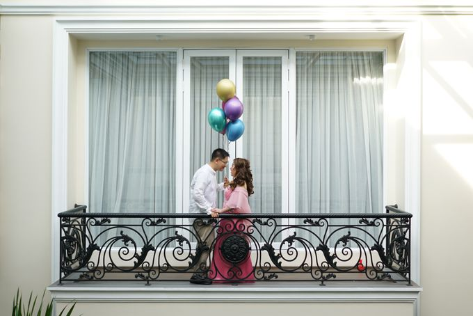 Andry & Yessi Prewedding by csmakeuparts - 005