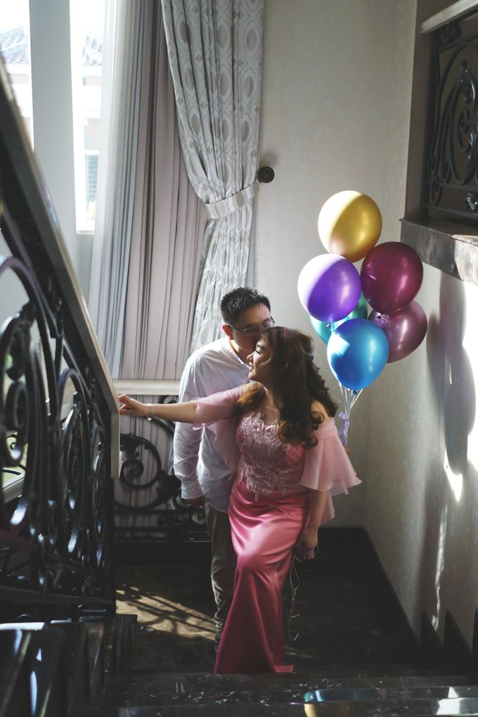 Andry & Yessi Prewedding by csmakeuparts - 008