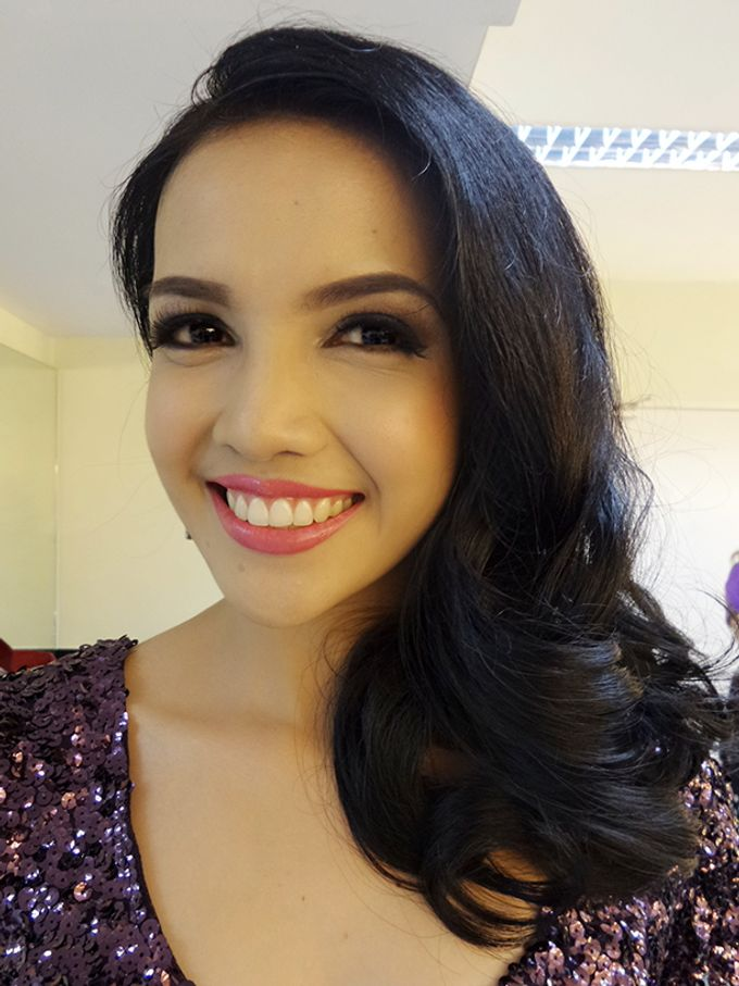 Miss Global Philippines 2016 Coronation Night by Gale Dy Make Up Artistry - 002
