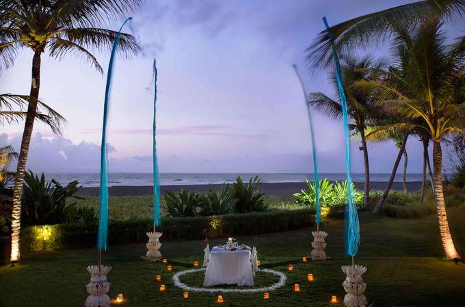 Jeeva Saba Beach Front Private Villa Wedding by Chroma Wedding - 005