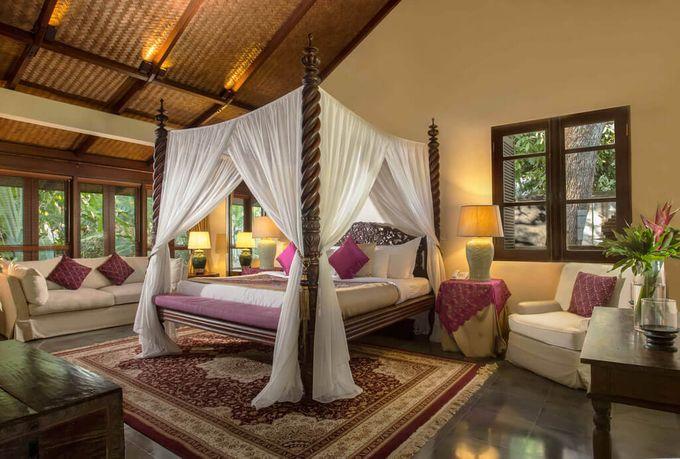 Jeeva Saba Beach Front Private Villa Wedding by Chroma Wedding - 007