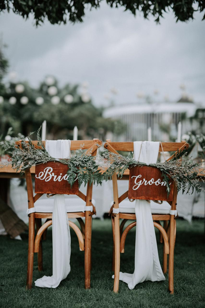 Garden Party Wedding by jicoo bali - 005