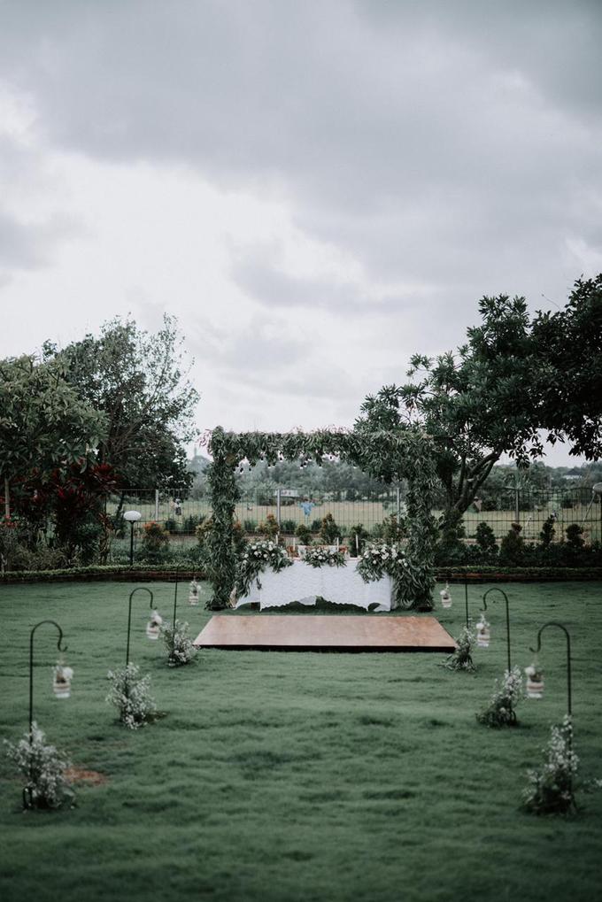 Garden Party Wedding by jicoo bali - 006