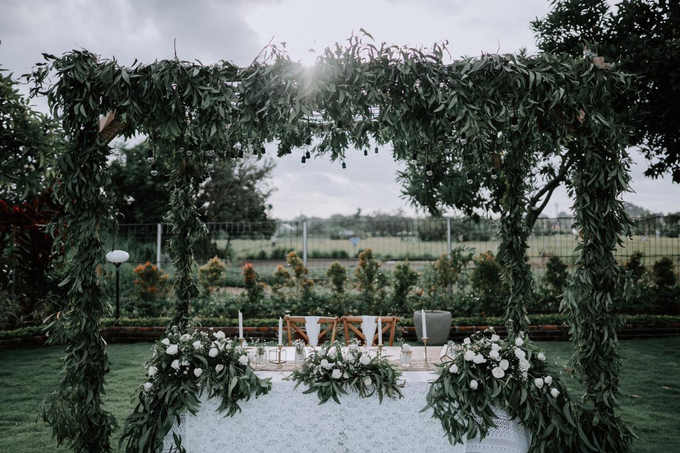 Garden Party Wedding by jicoo bali - 008