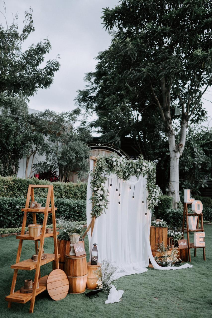 Garden Party Wedding by jicoo bali - 009