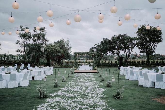 Garden Party Wedding by jicoo bali - 012