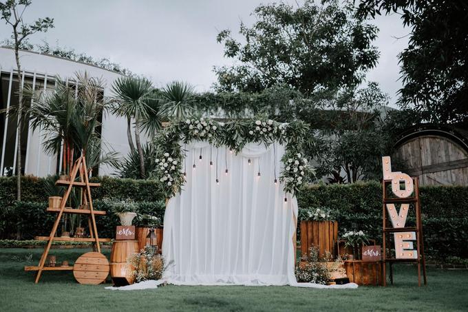 Garden Party Wedding by jicoo bali - 015
