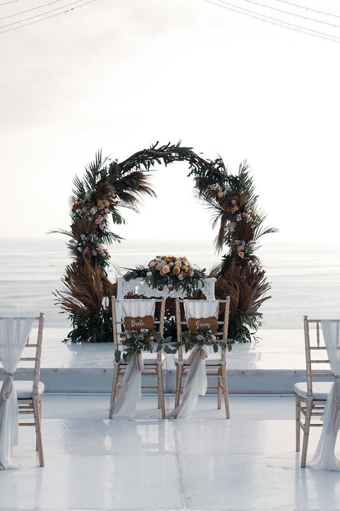 The Wedding Of Tobi Zefanya By Jicoo Bali Bridestory Com