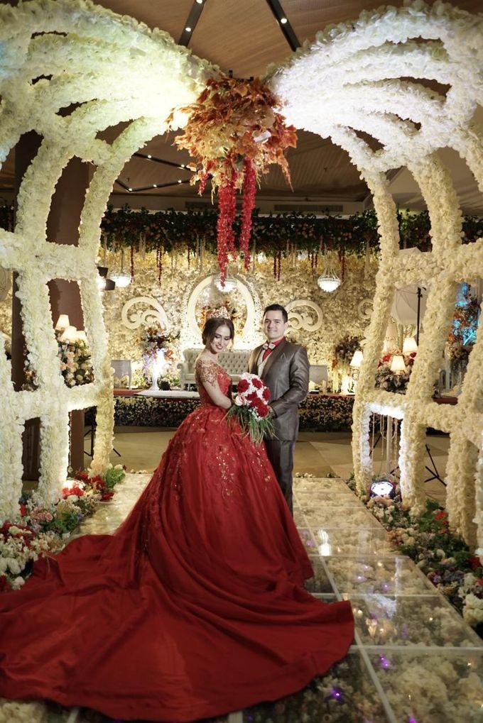 Sedikit Sample Wedding by Senja Organizer - 005