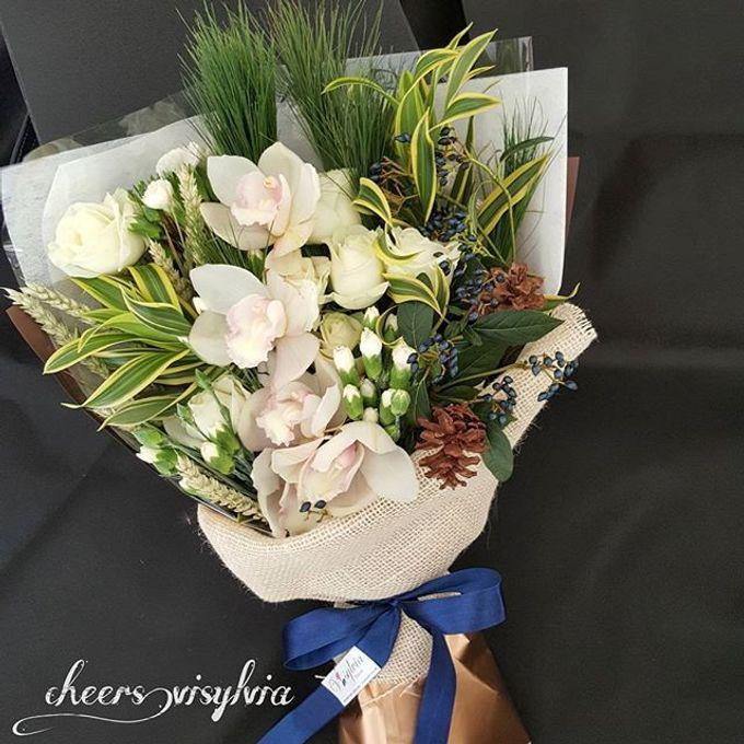 Gift Bouquet  by visylviaflorist - 014
