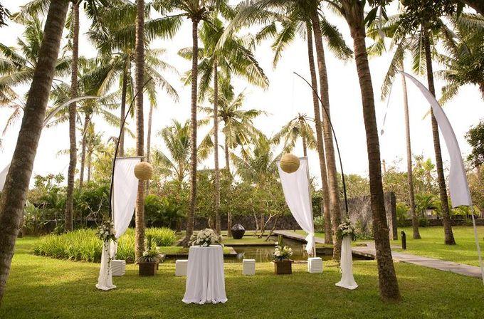 kayumanis jimbaran-wedding ceremony-garden by Kayumanis Private Villa and Spa - 014
