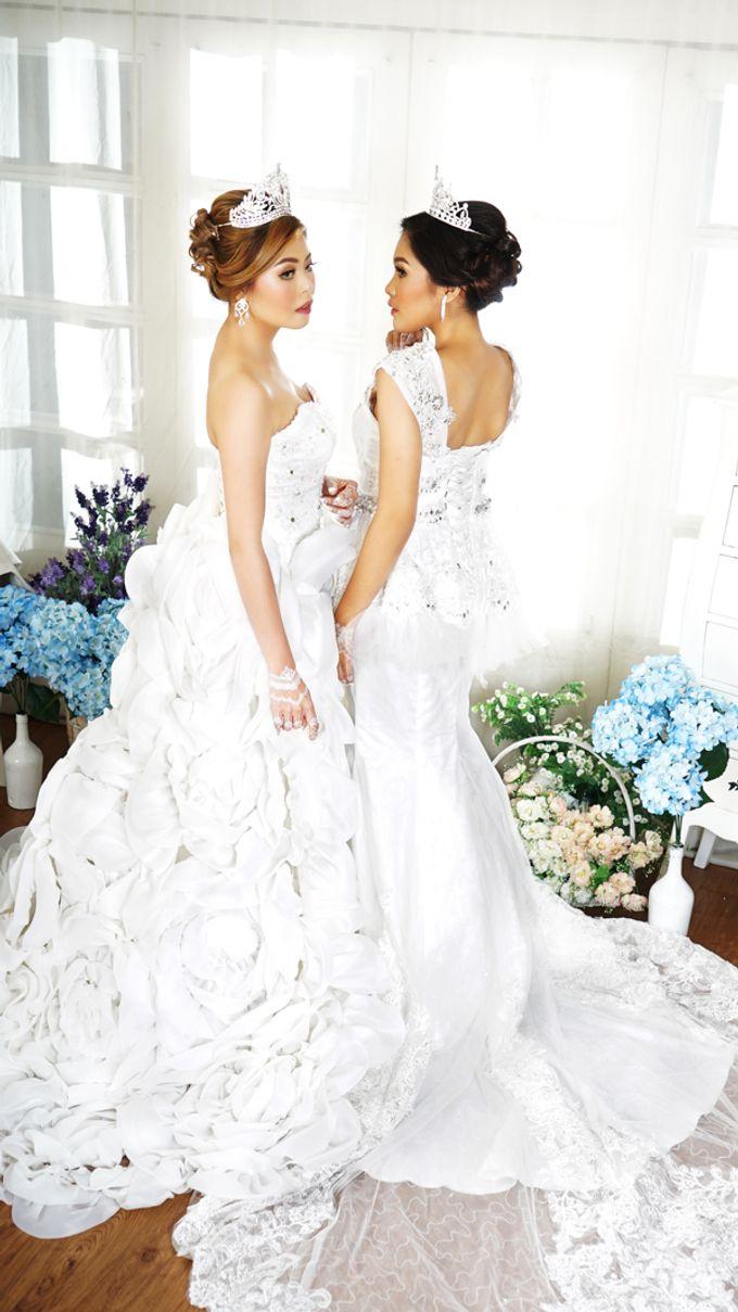 Lookbook Winona Bridal Collections by Winona Makeup & Bridal - 006
