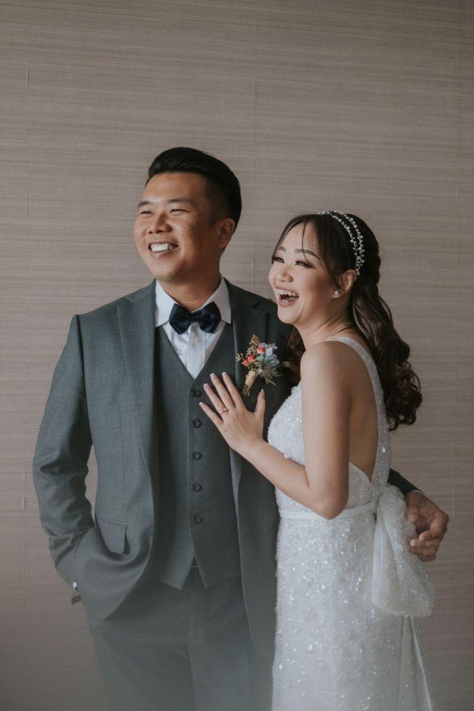 Steven & Catherin Wedding at Aston Cirebon by PRIDE Organizer - 015