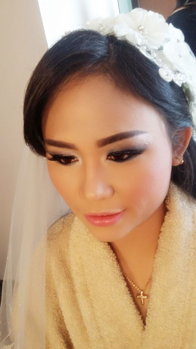 Wedding MakeUp by Weiching Bridal Make Up - 006