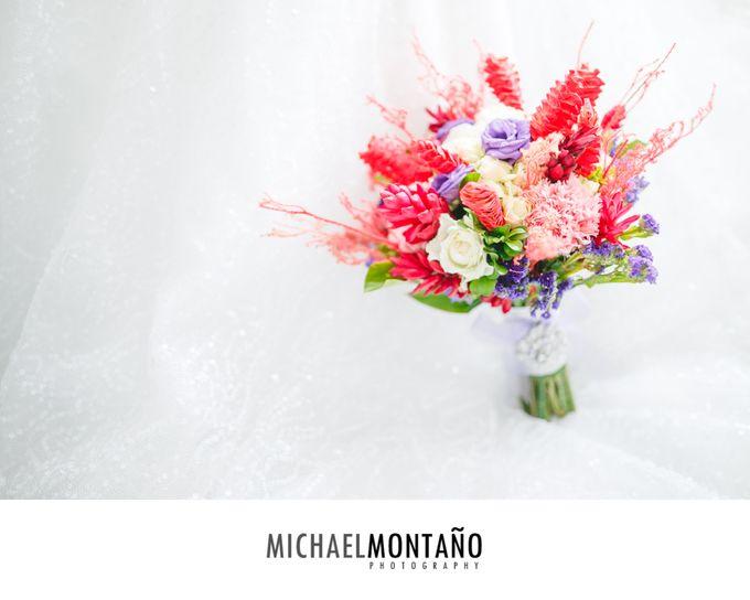 Jai & Jun Wedding Day by Michael Montaño Photography - 010