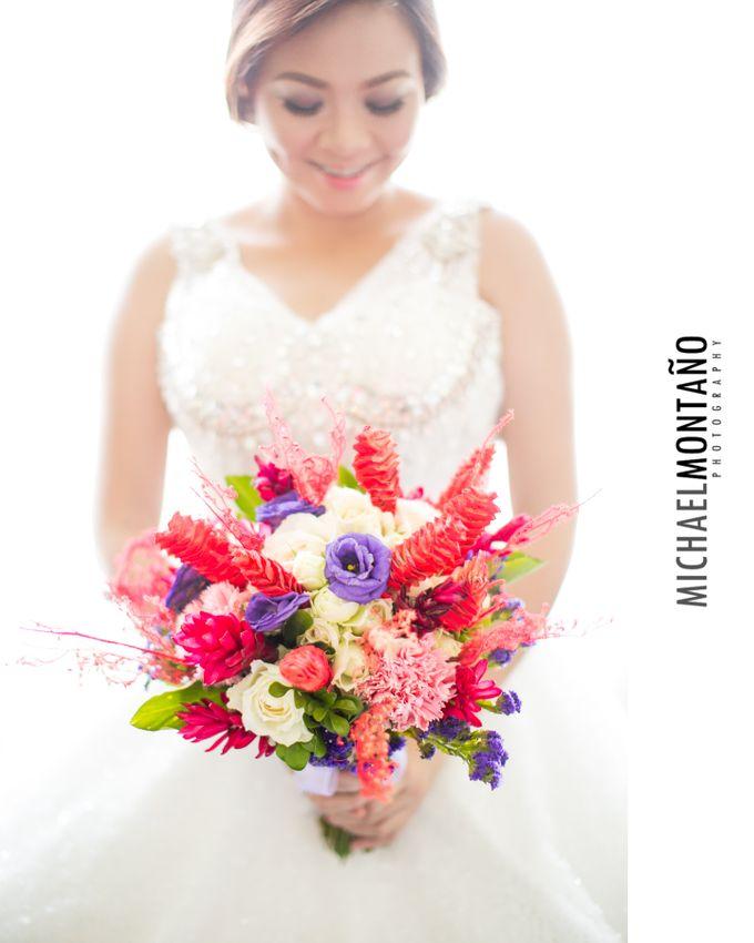 Jai & Jun Wedding Day by Michael Montaño Photography - 040