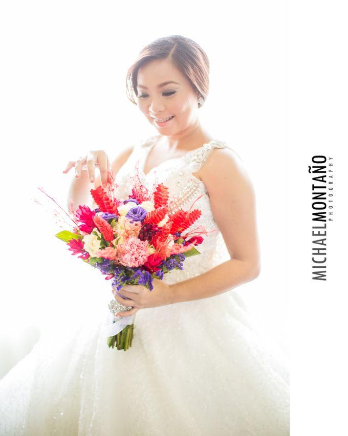 Jai & Jun Wedding Day by Michael Montaño Photography - 016