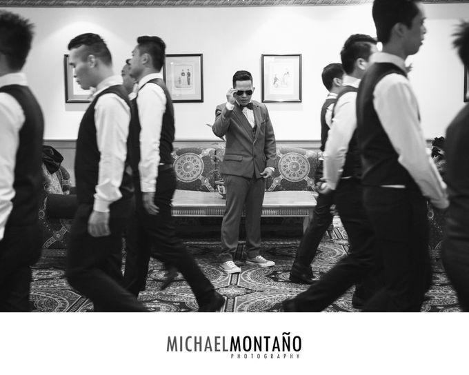 Jai & Jun Wedding Day by Michael Montaño Photography - 018