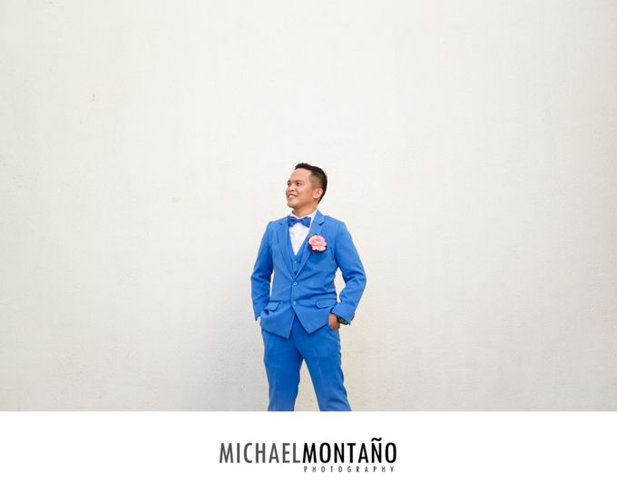 Jai & Jun Wedding Day by Michael Montaño Photography - 019