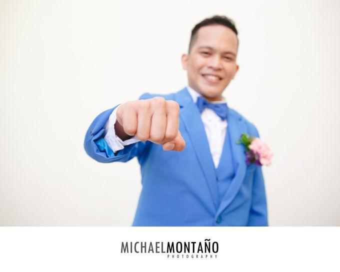 Jai & Jun Wedding Day by Michael Montaño Photography - 020