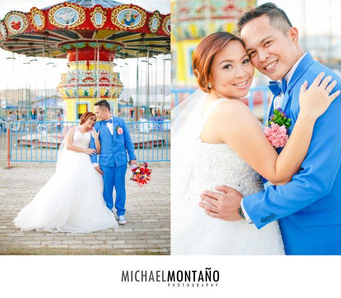 Jai & Jun Wedding Day by Michael Montaño Photography - 022