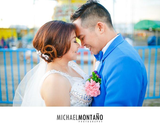 Jai & Jun Wedding Day by Michael Montaño Photography - 023