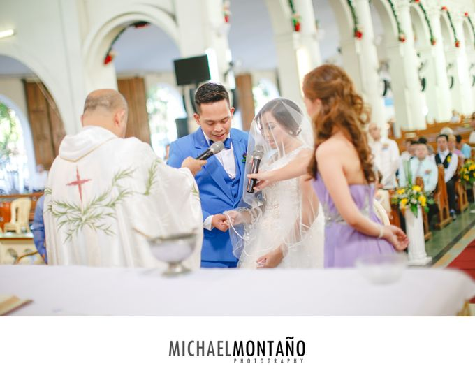 Jai & Jun Wedding Day by Michael Montaño Photography - 024