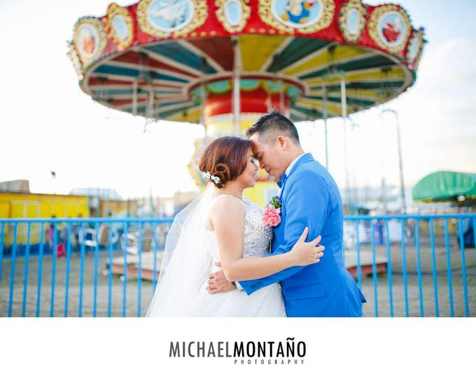 Jai & Jun Wedding Day by Michael Montaño Photography - 025