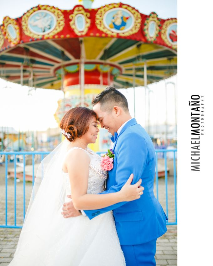 Jai & Jun Wedding Day by Michael Montaño Photography - 041