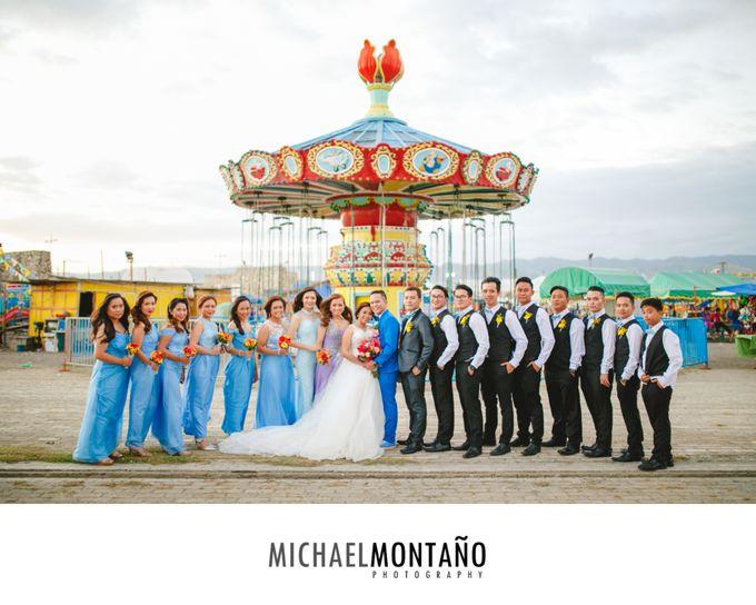 Jai & Jun Wedding Day by Michael Montaño Photography - 042