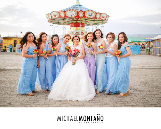 Jai & Jun Wedding Day by Michael Montaño Photography - 043