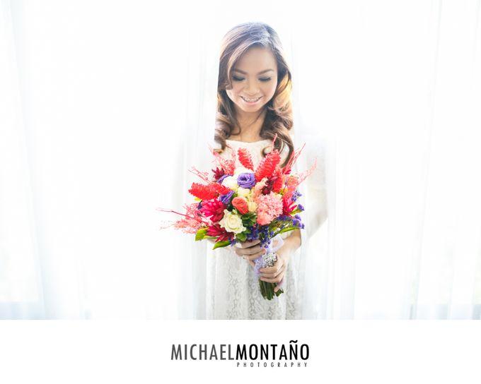 Jai & Jun Wedding Day by Michael Montaño Photography - 028