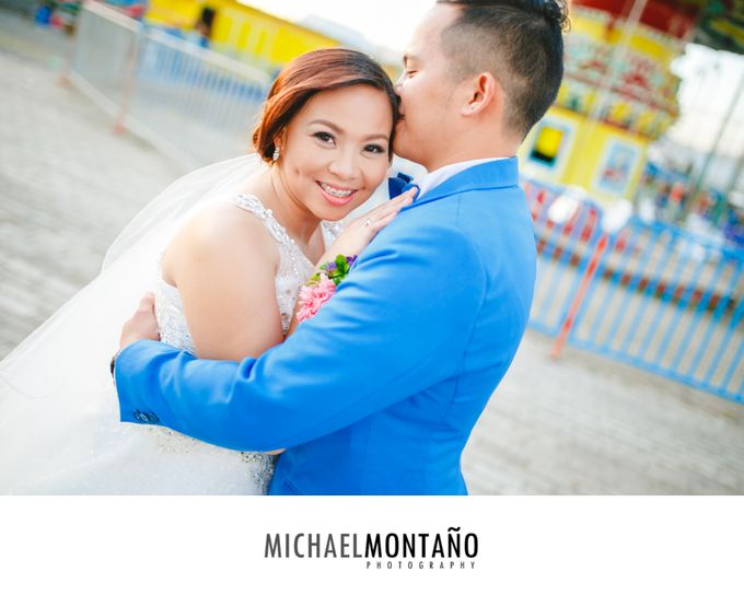 Jai & Jun Wedding Day by Michael Montaño Photography - 029