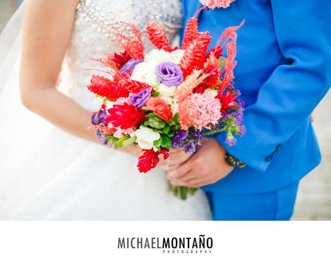 Jai & Jun Wedding Day by Michael Montaño Photography - 030