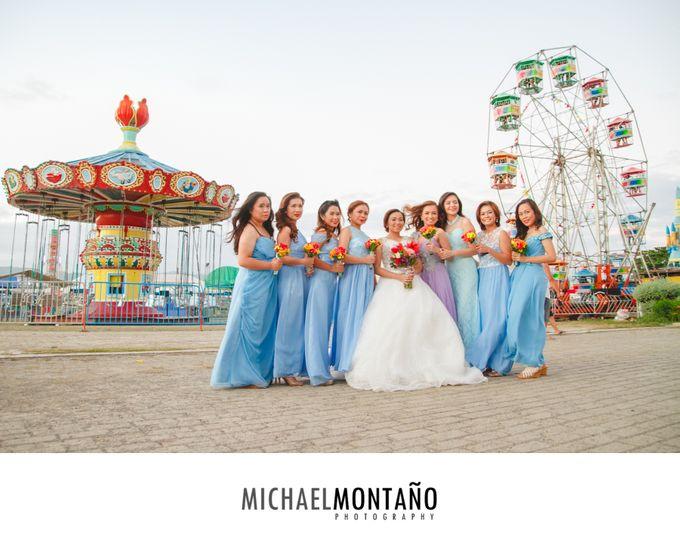 Jai & Jun Wedding Day by Michael Montaño Photography - 033