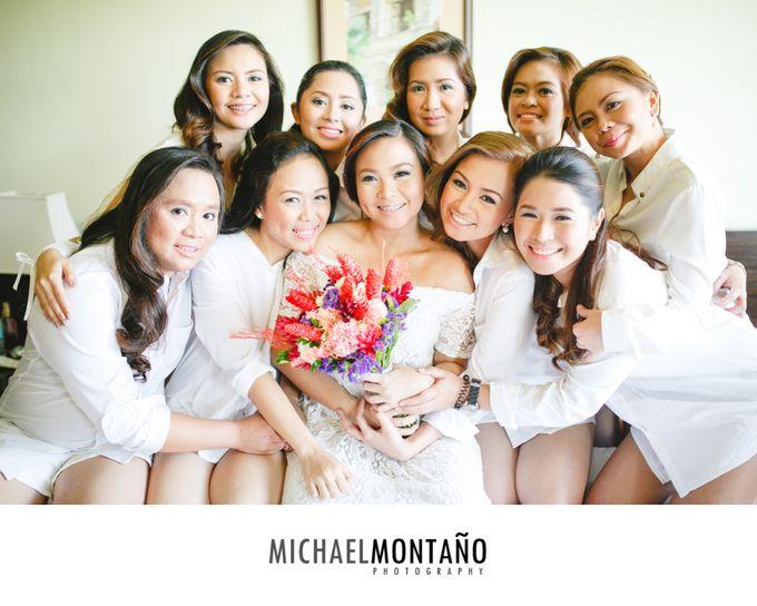 Jai & Jun Wedding Day by Michael Montaño Photography - 035