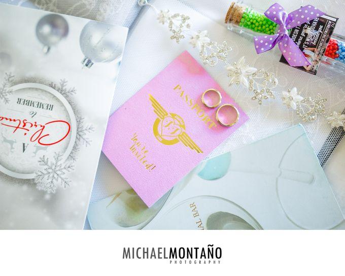Jai & Jun Wedding Day by Michael Montaño Photography - 003